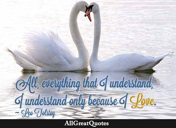 everything that i understand quote - leo tolstoy